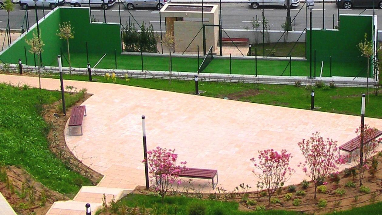 Residencial Jardines del Aramo 2.